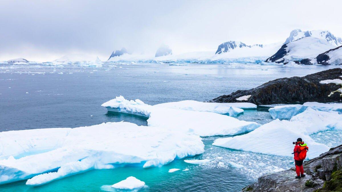 Küresel buzul çekilmesi