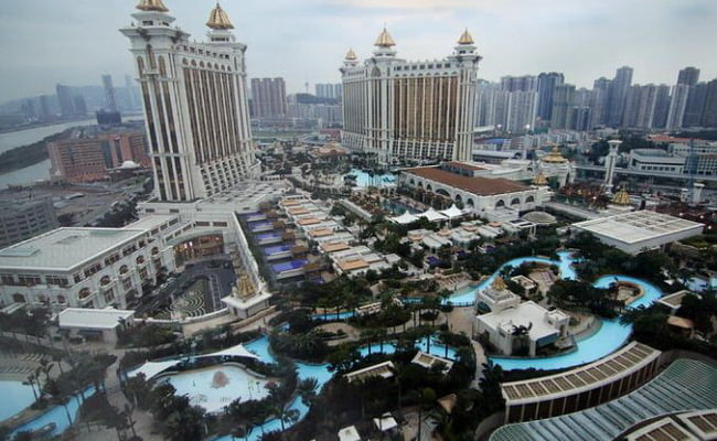 Makao turizm merkezi