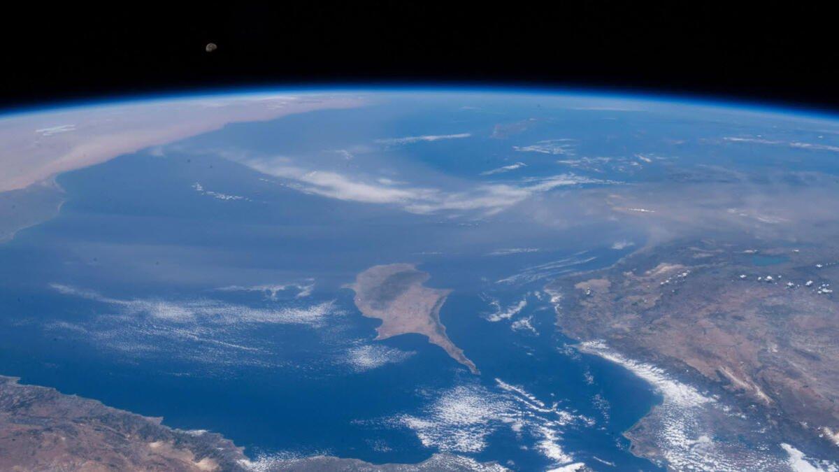 Uzaydan gözlemlendiği üzere COVID-19 salgınının çevresel etkileri